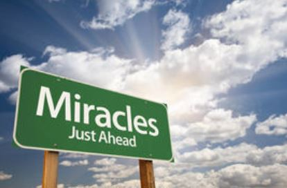 Initiate Your Miracle