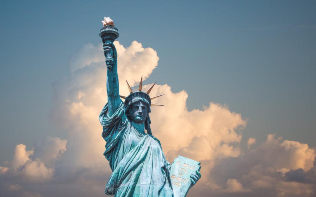 America: God's Not Finished